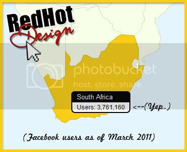 South African Facebookers