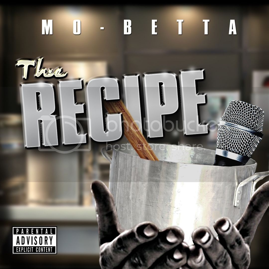 MO BETTA - THE RECIPE